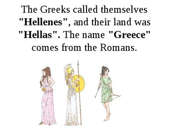 Ancient Greek World Review/Quiz