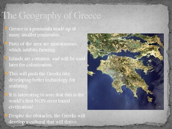 The Greeks, from the Beginning to 333 BC