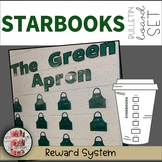 The Green Apron Starbucks Reward System COFFEE THEMED STARBOOKS
