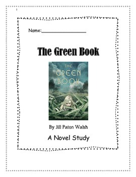 The Green Book-  Complete Novel Study