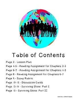 The Green Book Literature Study