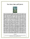 The Green Book Word Search- FREEBIE