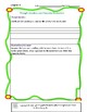 The Green Dog  Novel Unit With Literary and Grammar Activities