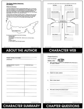The Green Gables Detectives (Novel Study) Gr. 6-8