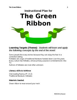 The Green Ribbon Lesson Plan