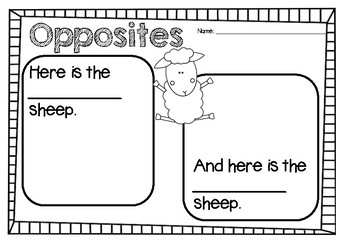 The Green Sheep (Mem Fox Book Study)