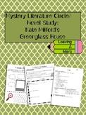 The Greenglass House Literature Circles or Novel Study