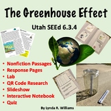 The Greenhouse Effect Utah SEED 6.3.4
