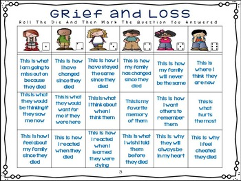 THE GRIEF DICE GAME