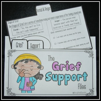 The Grief Support Files