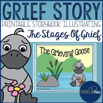 The Grieving Goose: A Short Story About Grief
