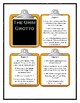 Series of Unfortunate Events THE GRIM GROTTO - Discussion Cards