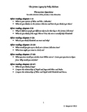 """The Grimm Legacy"" Novel Study Plan"