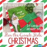 How The Grinch Stole Christmas Activity (Task Cards)