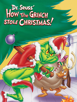 The Grinch & Ebenezer Scrooge Character Development