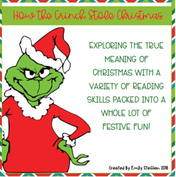 The Grinch - Exploring the True Meaning of Christmas