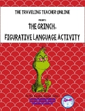 The Grinch© Figurative Language Activity