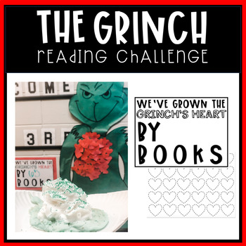 The Grinch Reading Challenge