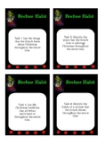The Grinch Task Cards