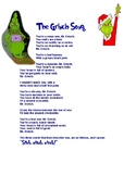 The Grinch Who Stole Christmas Figurative Language Activity