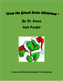 "Christmas: ""How The Grinch Stole Christmas"" Unit Gr. 6-8"