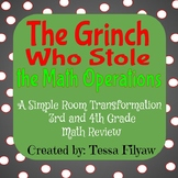 The Grinch Who Stole the Math Operations