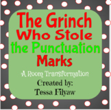 The Grinch Who Stole the Punctuation Marks-Grammar Review