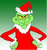 The Grinch: making a claim using text evidence