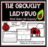 The Grouchy Ladybug Activities, Clock, and Craft (Distance Learning)