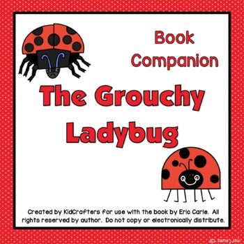 The Grouchy Ladybug Story Companion