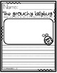 """The Grouchy Ladybug (Book Study) """"Telling Time"""""""