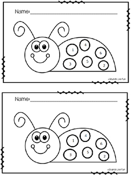 Language and Literacy Lesson: The Grouchy Ladybug