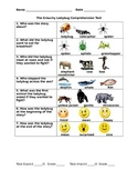 The Grouchy Ladybug Comprehension