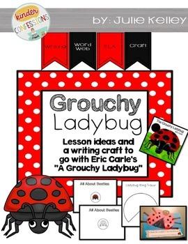 The Grouchy Ladybug Craftivity