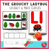 "Literacy and Math Activities based on the book, ""The Grouc"