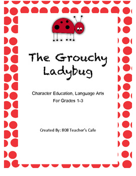 The Grouchy Ladybug Sequencing Activity (B,M,E)