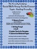 The Grouchy Ladybug Social Skills Packet