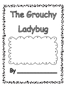 The Grouchy Ladybug Time Lesson