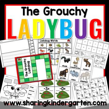 The Grouchy Ladybug {Unit}