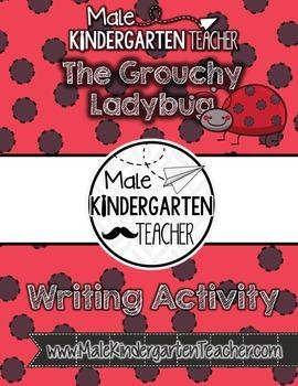 The Grouchy Ladybug Writing Response & Craft Idea