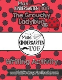The Grouchy Ladybug Writing Response & Craft Idea