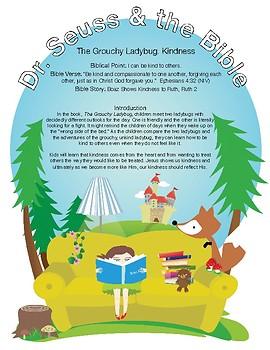 The Grouchy Ladybug and Kindness