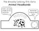 The Grouchy Ladybug by Eric Carle-Animal Headbands