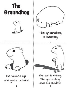 The Groundhog (A Booklet)