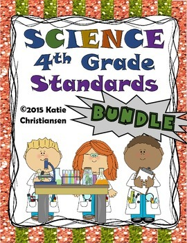 The Growing 4th Grade Science Bundle