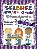 The Growing 4th and 5th Grades Science Bundle