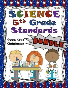 5th Grade Science Bundle