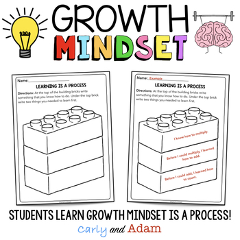 October Growth Mindset STEM Bundle