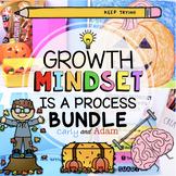 October Growth Mindset STEM Bundle