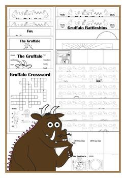 The Gruffalo Inspired Bundle